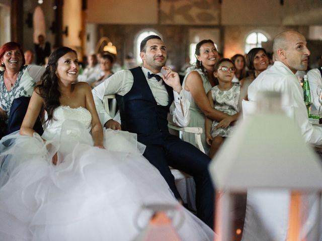 Il matrimonio di Enrico e Giulia a Rudiano, Brescia 84