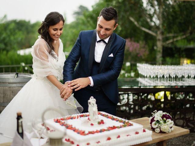 Il matrimonio di Enrico e Giulia a Rudiano, Brescia 89