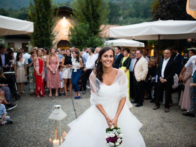 Il matrimonio di Enrico e Giulia a Rudiano, Brescia 92
