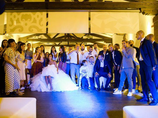Il matrimonio di Enrico e Giulia a Rudiano, Brescia 99