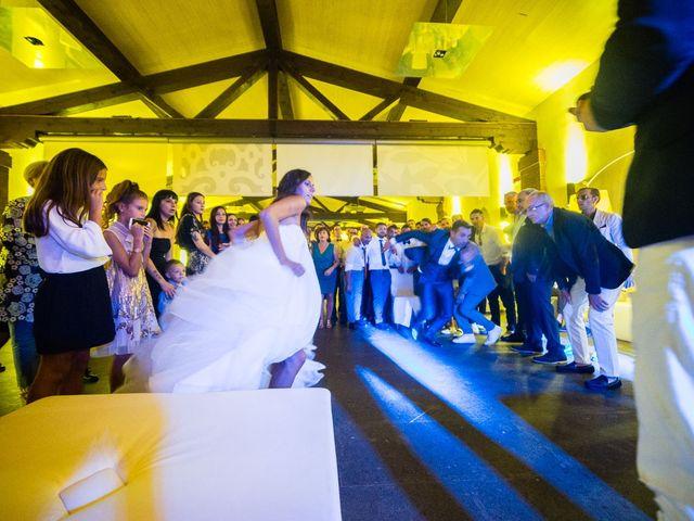 Il matrimonio di Enrico e Giulia a Rudiano, Brescia 101