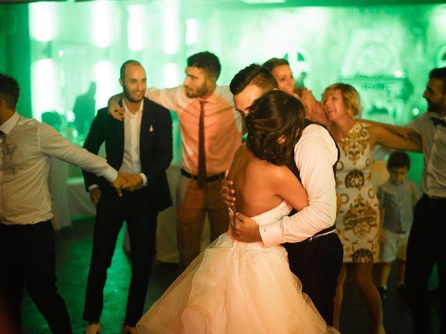 Il matrimonio di Enrico e Giulia a Rudiano, Brescia 107