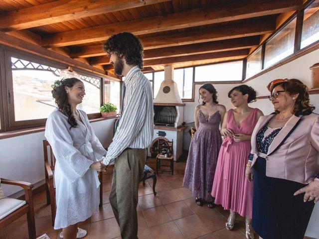 Il matrimonio di Angelo e Nunzia a Piazza Armerina, Enna 10
