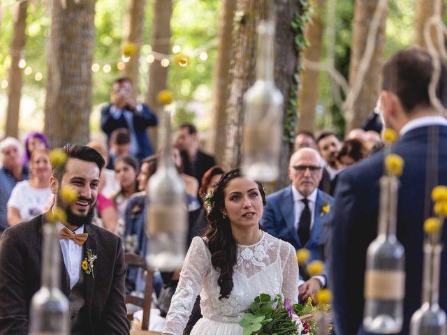 Il matrimonio di Angelo e Nunzia a Piazza Armerina, Enna 36