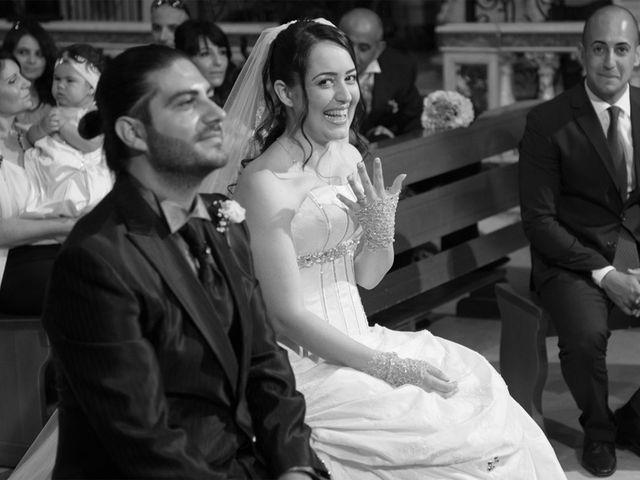 Il matrimonio di Antonio e Ilenia a Catanzaro, Catanzaro 16