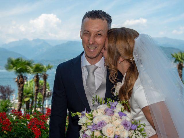 Il matrimonio di Cesare e Jessica a Stresa, Verbania 6
