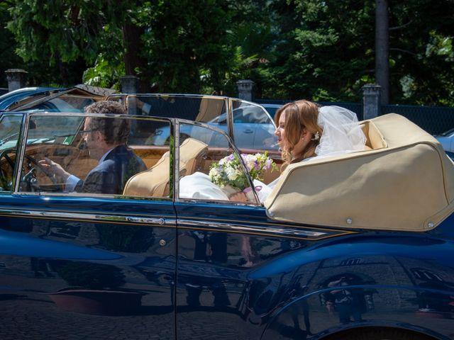 Il matrimonio di Cesare e Jessica a Stresa, Verbania 11