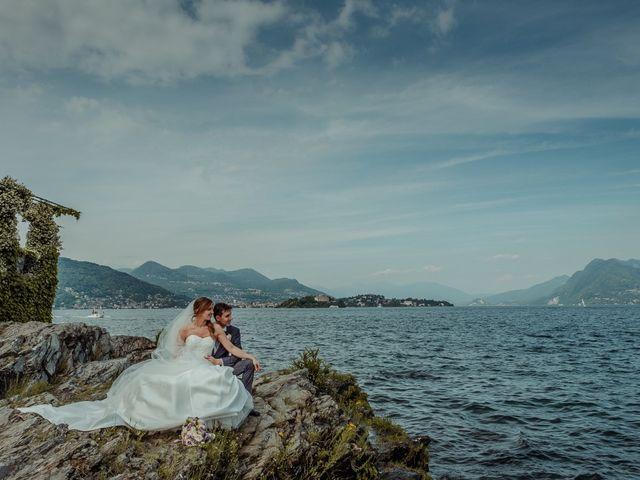 Il matrimonio di Cesare e Jessica a Stresa, Verbania 20