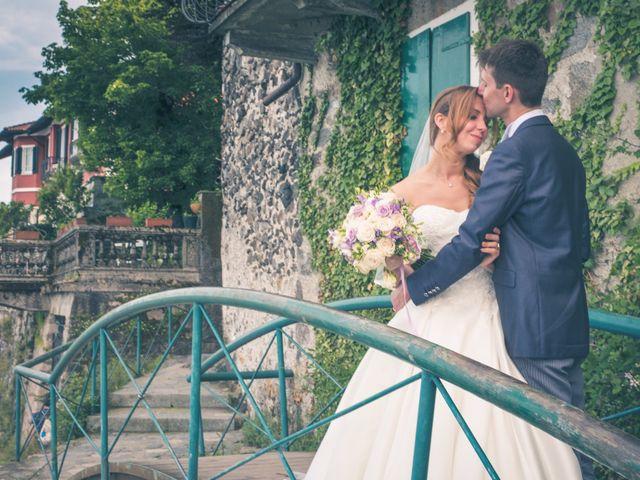 Il matrimonio di Cesare e Jessica a Stresa, Verbania 21
