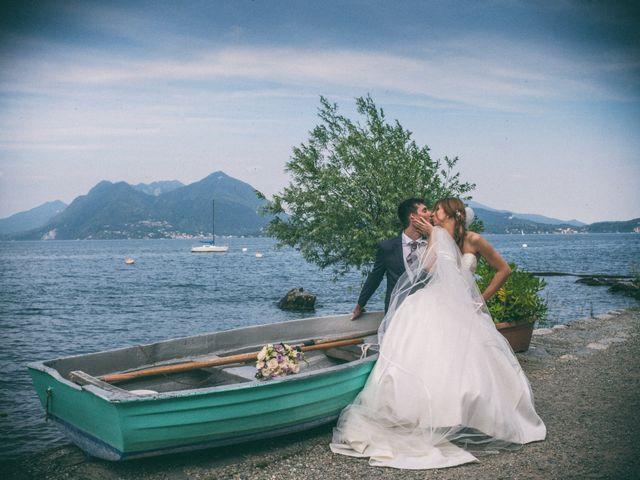 Il matrimonio di Cesare e Jessica a Stresa, Verbania 22