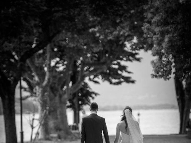 Il matrimonio di Cesare e Jessica a Stresa, Verbania 23