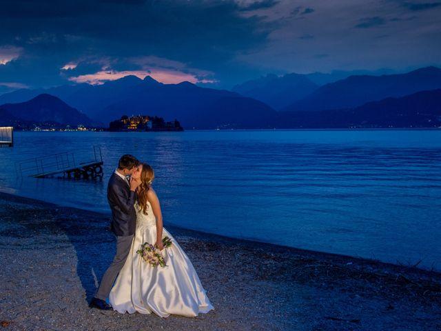 Il matrimonio di Cesare e Jessica a Stresa, Verbania 30