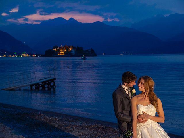Il matrimonio di Cesare e Jessica a Stresa, Verbania 31