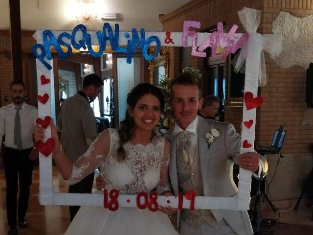 Il matrimonio di Pasqualino  e Flavia a Santa Croce di Magliano, Campobasso 3