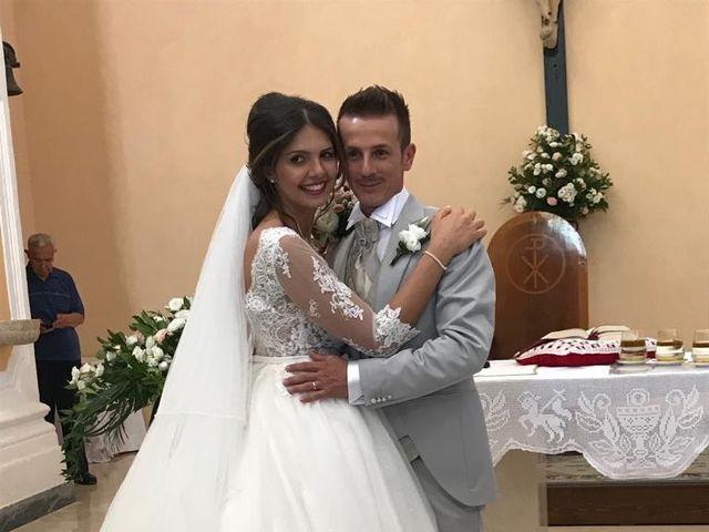 Il matrimonio di Pasqualino  e Flavia a Santa Croce di Magliano, Campobasso 12