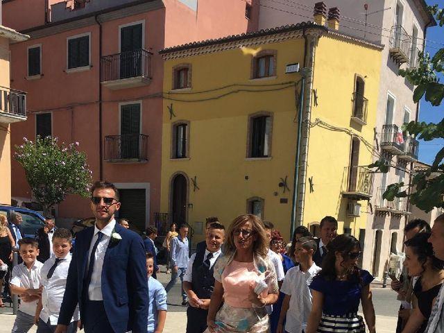 Il matrimonio di Pasqualino  e Flavia a Santa Croce di Magliano, Campobasso 17