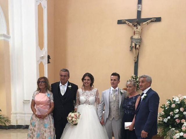 Il matrimonio di Pasqualino  e Flavia a Santa Croce di Magliano, Campobasso 19