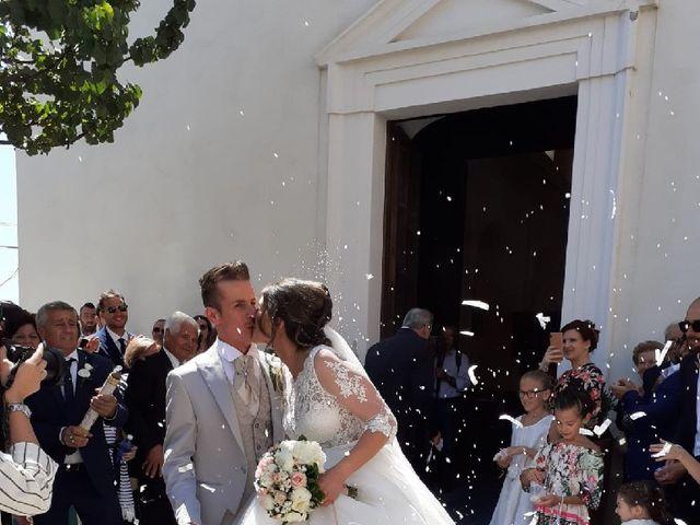 Il matrimonio di Pasqualino  e Flavia a Santa Croce di Magliano, Campobasso 20