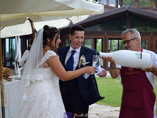 Il matrimonio di Francesco e Yamila a Atri, Teramo 6