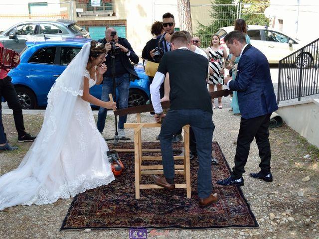 Il matrimonio di Francesco e Yamila a Atri, Teramo 7