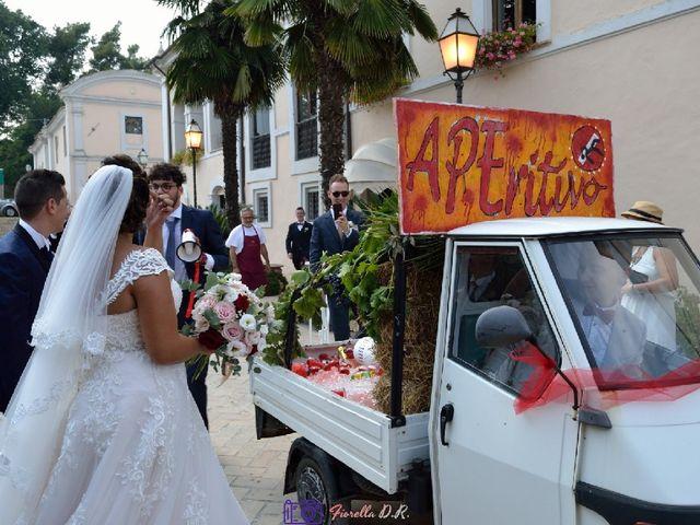 Il matrimonio di Francesco e Yamila a Atri, Teramo 10
