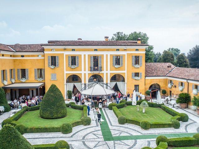 Il matrimonio di Roger e Anna Maria a Castrezzato, Brescia 79