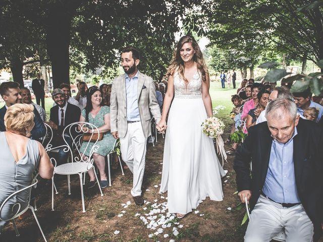 Il matrimonio di Roger e Anna Maria a Castrezzato, Brescia 83