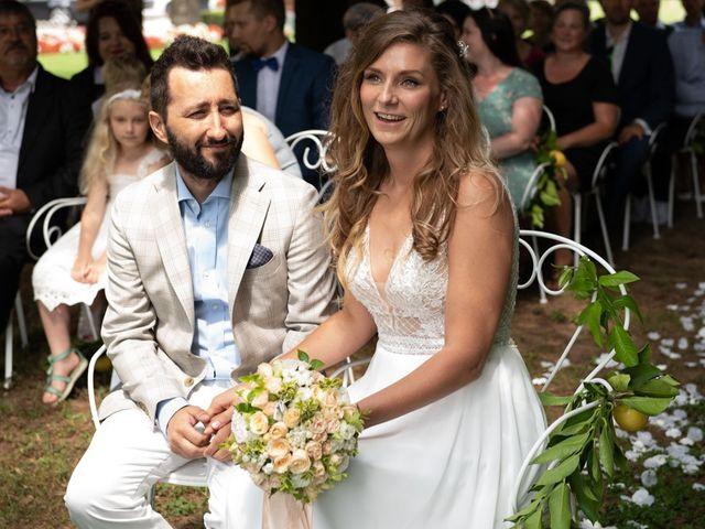 Il matrimonio di Roger e Anna Maria a Castrezzato, Brescia 85