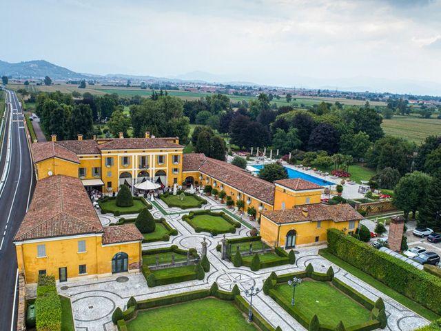 Il matrimonio di Roger e Anna Maria a Castrezzato, Brescia 88