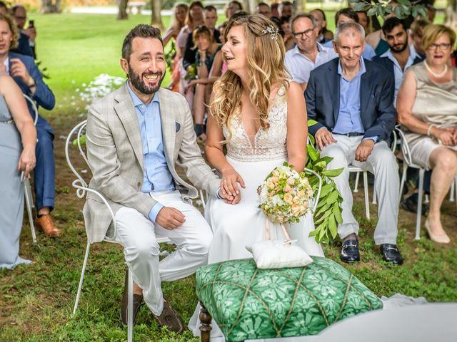 Il matrimonio di Roger e Anna Maria a Castrezzato, Brescia 1