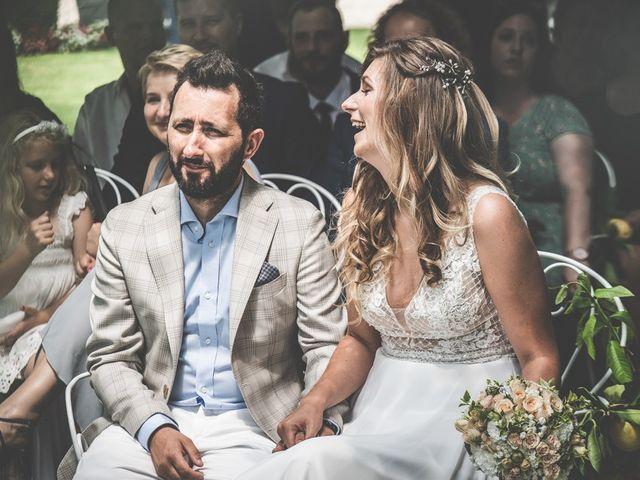 Il matrimonio di Roger e Anna Maria a Castrezzato, Brescia 107