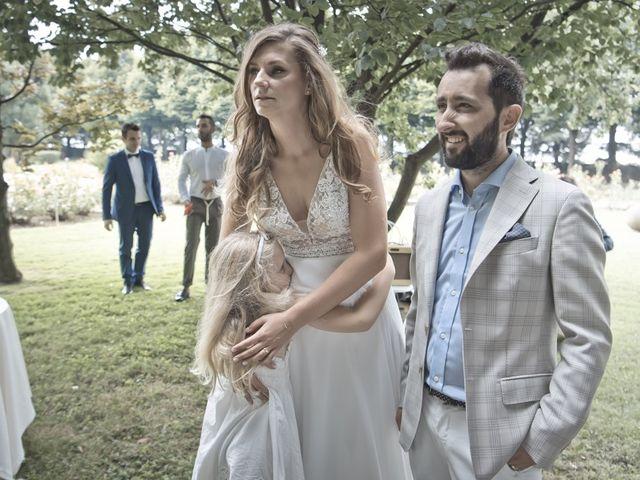 Il matrimonio di Roger e Anna Maria a Castrezzato, Brescia 120