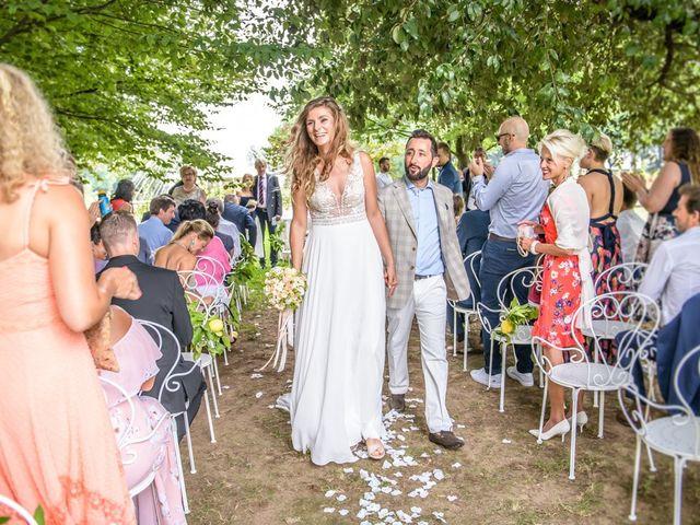 Il matrimonio di Roger e Anna Maria a Castrezzato, Brescia 131