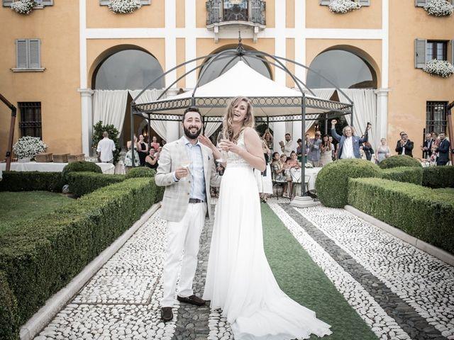 Il matrimonio di Roger e Anna Maria a Castrezzato, Brescia 141