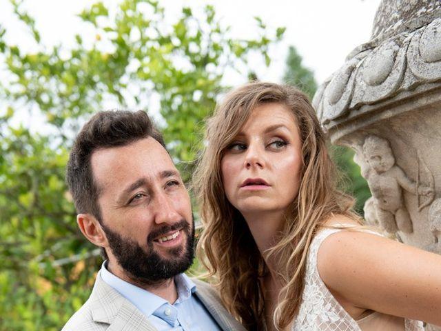 Il matrimonio di Roger e Anna Maria a Castrezzato, Brescia 174