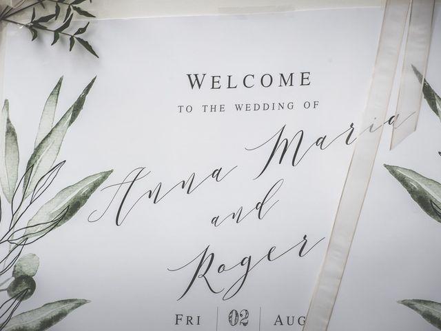 Il matrimonio di Roger e Anna Maria a Castrezzato, Brescia 193