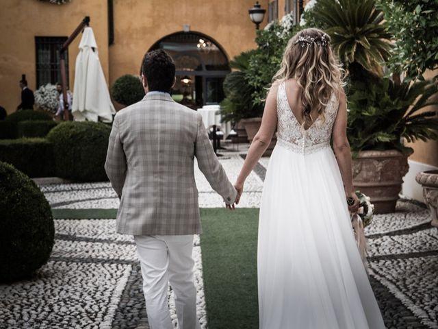 Il matrimonio di Roger e Anna Maria a Castrezzato, Brescia 197