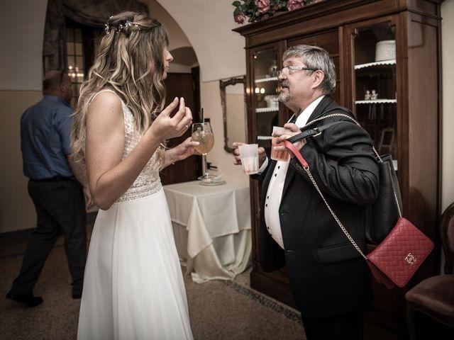 Il matrimonio di Roger e Anna Maria a Castrezzato, Brescia 206