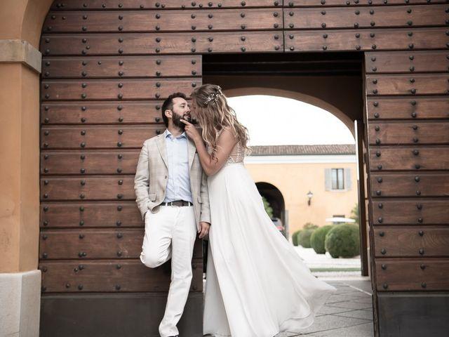 Il matrimonio di Roger e Anna Maria a Castrezzato, Brescia 247