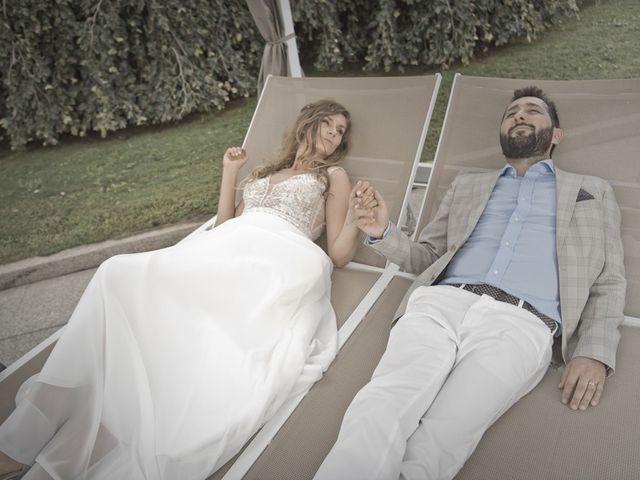 Il matrimonio di Roger e Anna Maria a Castrezzato, Brescia 252