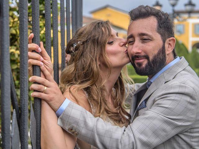 Il matrimonio di Roger e Anna Maria a Castrezzato, Brescia 264