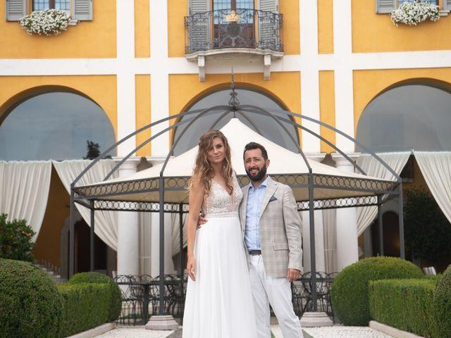 Il matrimonio di Roger e Anna Maria a Castrezzato, Brescia 266