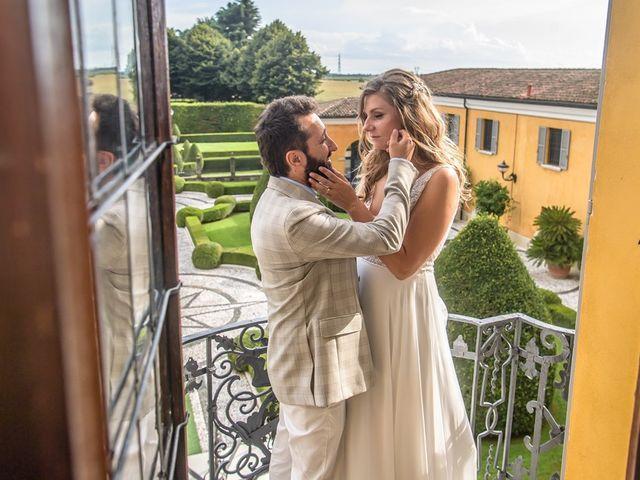 Il matrimonio di Roger e Anna Maria a Castrezzato, Brescia 270
