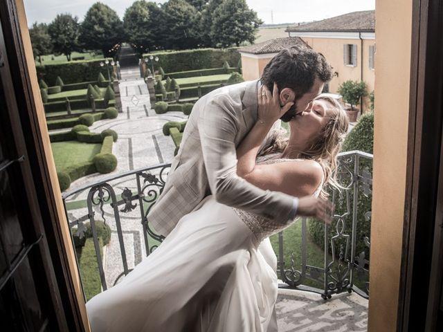 Il matrimonio di Roger e Anna Maria a Castrezzato, Brescia 272