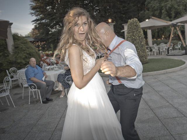 Il matrimonio di Roger e Anna Maria a Castrezzato, Brescia 287