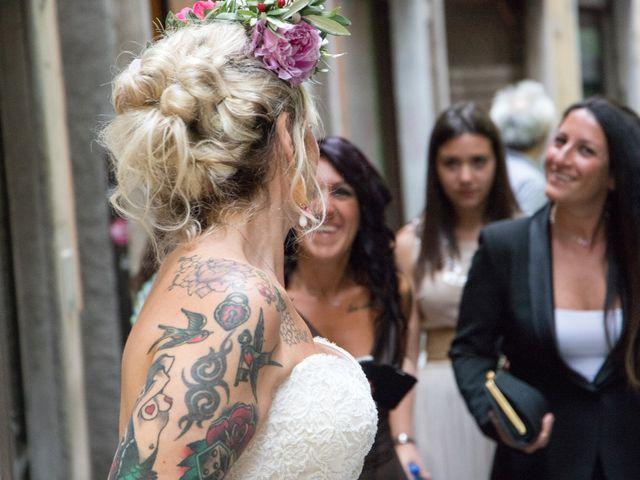 Il matrimonio di Davide e Francesca a Genova, Genova 11