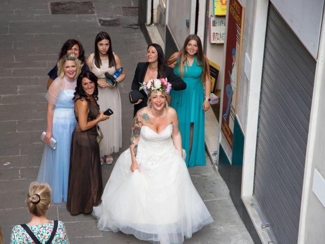 Il matrimonio di Davide e Francesca a Genova, Genova 12