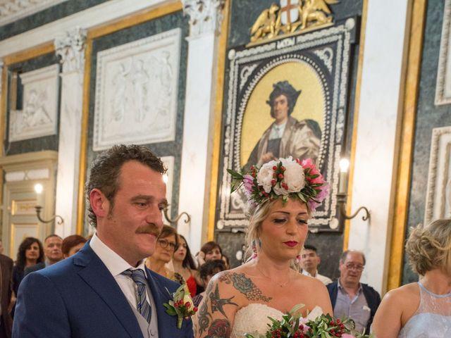 Il matrimonio di Davide e Francesca a Genova, Genova 20