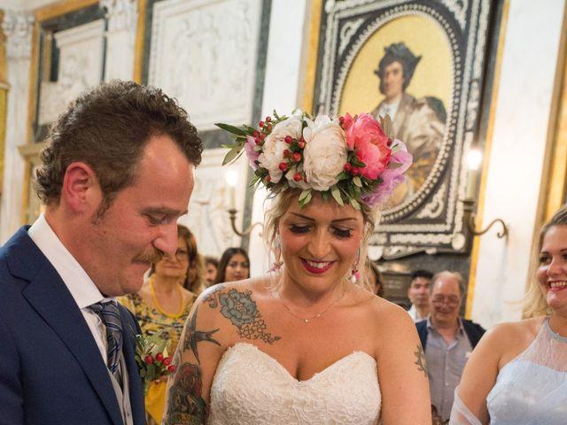 Il matrimonio di Davide e Francesca a Genova, Genova 22