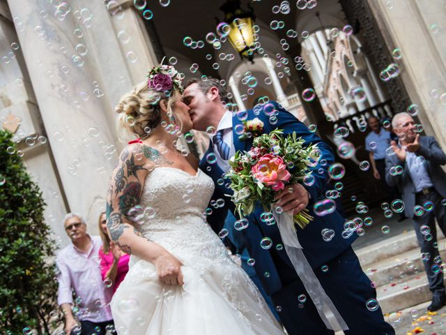 Il matrimonio di Davide e Francesca a Genova, Genova 25